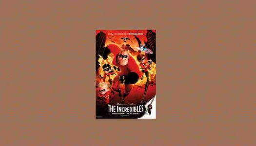 THE INCREDIBLES-Movie
