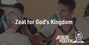 Jesus Youth - Dreaming and Striving for a World Renewed