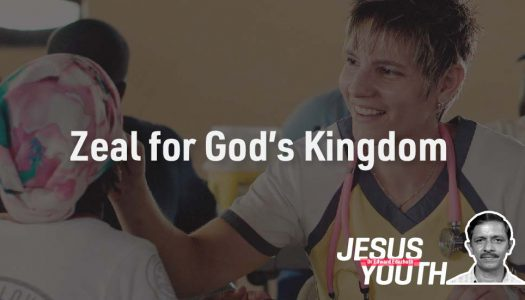 Jesus Youth – Dreaming and Striving for a World Renewed