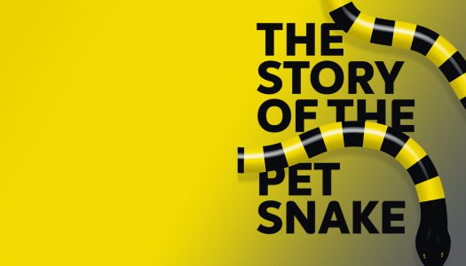 THE STORY OF THE PET SNAKE