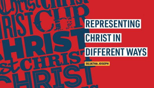 Representing Christ in different ways