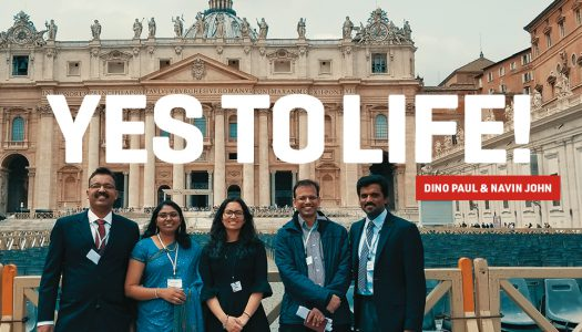 YES TO LIFE ! -Prolife conference 2019, Vatican