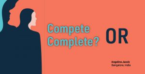 Called to Compete or Complete?