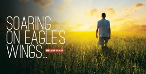 Soaring on Eagle's Wings...