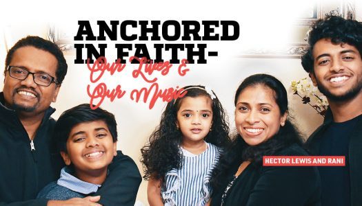 Anchored in Faith- Our Lives and Our Music