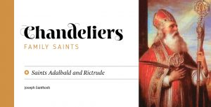 Saints Adalbald and Rictrude