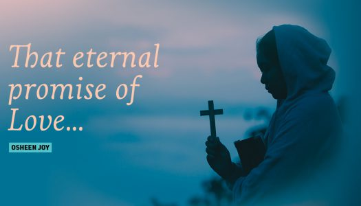 That eternal promise of Love…