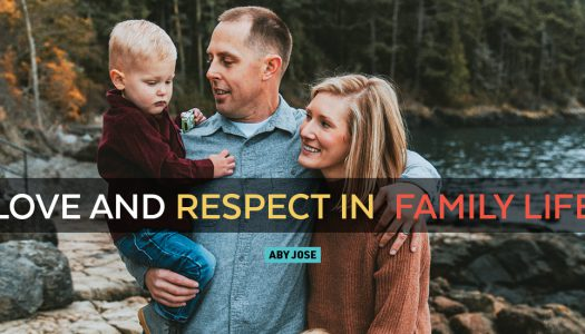 Love and Respect in Family Life