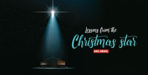 Lessons from the Christmas star