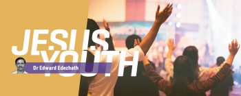 Beauty in prayer at the heart of Jesus Youth
