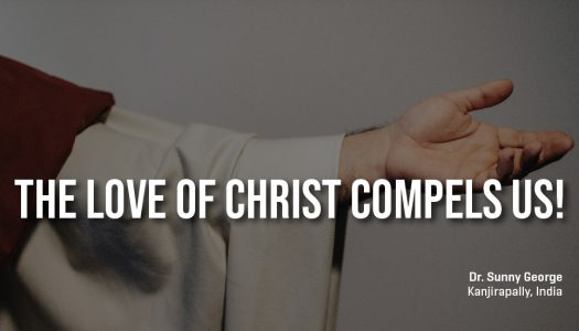 Compelled by His Love