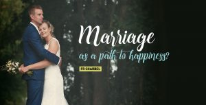 Marriage as a path to happiness?