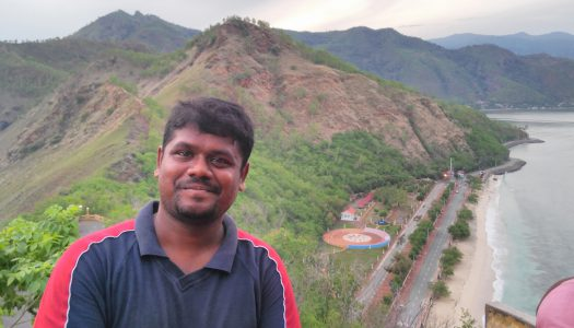 Mission talk – Ruban Naveen Devaraj