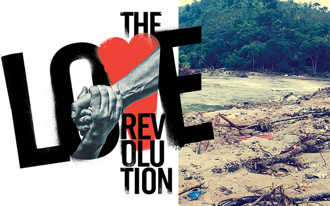 The Love Revolution Kairos Global He made his debut in 2010 in malarvadi arts club. the love revolution kairos global