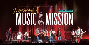 A journey of Music & Mission