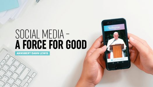 Social Media – A force for good