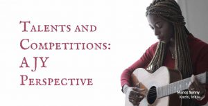 Talents and Competitions – A Jesus Youth Perspective